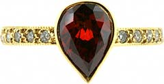 Red Diamond Solitaire