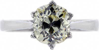 Uncut Diamonds of Many Colours