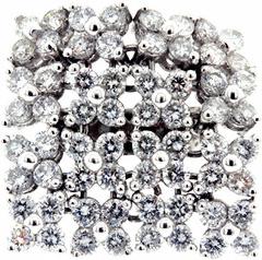 Diamond Fancy Spinning Ring