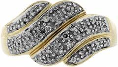 Fancy Diamond Dress Ring