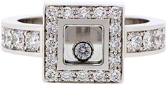 Chopard - Happy Diamond Ring