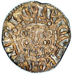 Long Cross Silver Penny of Henry III
