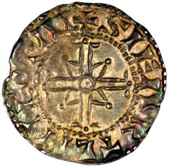 Reverse of William I Silver Penny