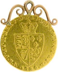 1789 Guinea Pendant