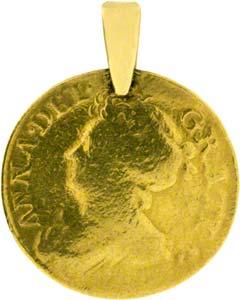 1711 Guinea Pendant